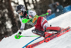 KOECK Hannah of Austria competes during the 7th Ladies'  tSlalom at 55th Golden Fox - Maribor of Audi FIS Ski World Cup 2018/19, on February 2, 2019 in Pohorje, Maribor, Slovenia. Photo by Matic Ritonja / Sportida