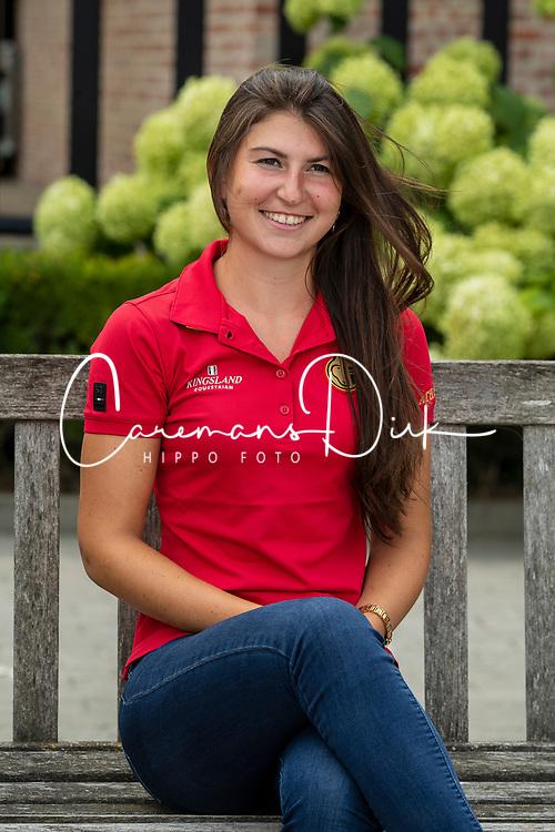 Goldsmith Natasha, BEL <br /> Team Belgium Horseball Female Elite 2019<br /> © Hippo Foto - Dirk Caremans<br /> 06/08/2019