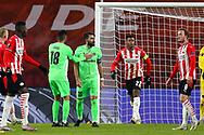 Jordi Gomez of Omonia Nicosia looks dejected after missing from the penalty spot during the UEFA Europa League, Group E football match between PSV and Omonia Nicosia on December 10, 2020 at Philips Stadion in Eindhoven, Netherlands - Photo Perry vd Leuvert / Orange Pictures / ProSportsImages / DPPI