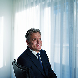 PARIS, FRANCE. DECEMBER 10, 2013. Stefaan Decraene, head of International Retail Banking, BNP Paribas. Photo: Antoine Doyen
