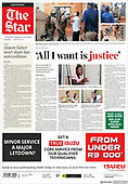 March 23, 2021 (AFRICA): Front-page: Today's Newspapers In Africa