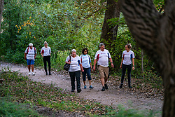 Various health centers, GP practices and physiotherapy practices have started a local walking challenge for COPD patients with the support of the BvdGF. The grand final took place in Tilburg but due to covid 19 the event cannot take place. On November 14, World Diabetes Day, everyone walks individually. The group from The Hague were looking forward to it and walk 5 km on September 22, 2020 in Den Haag