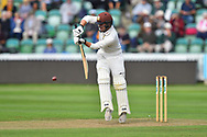 Rory Burns of Surrey batting during the opening day of the Specsavers County Champ Div 1 match between Somerset County Cricket Club and Surrey County Cricket Club at the Cooper Associates County Ground, Taunton, United Kingdom on 18 September 2018.