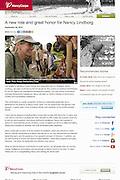 2010 09 30 Tearsheet Mercy Corps Nancy Lindborg Sudan