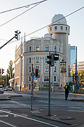 Urania building a public educational institute and astronomy observatory in Vienna, Austria