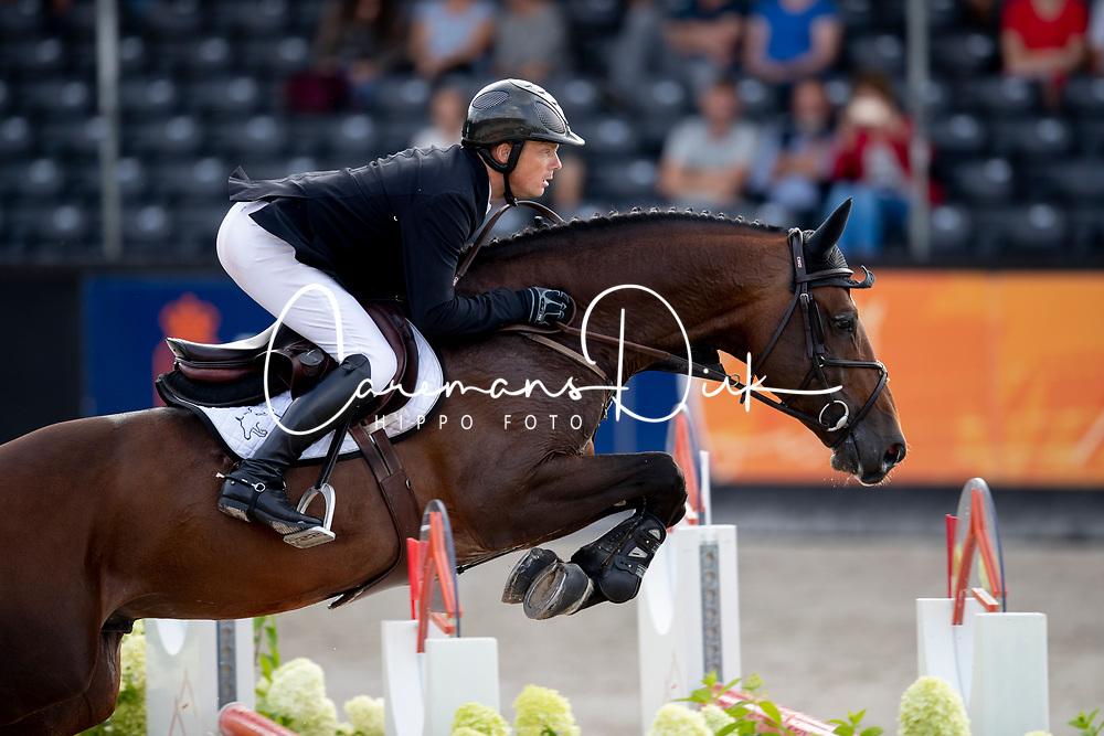 Greve Willem, NED, Grandorado TN<br /> KWPN Kampioenschappen - Ermelo 2018<br /> © Hippo Foto - Dirk Caremans<br /> 16/08/2018