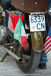 Hosted lunch stop at Cyclemos Museum in Red Boiling Springs, TN during Stage 4 of the Motorcycle Cannonball Cross-Country Endurance Run, which on this day ran from Chatanooga to Clarksville, TN., USA. Monday, September 8, 2014.  Photography ©2014 Michael Lichter.