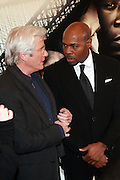 2 March 2010 New York, NY-  l to r: Richard Gere and Antoine Fuqua at Premiere of Overture Films' ' Brooklyn's Finest ' held at AMC Loews Lincoln Square Theatre on March 2, 2010 in New York City.