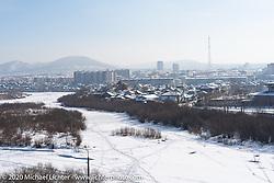 Ulan-Ude in Buryatia, Siberia, Russia. Monday, February 24, 2020. Photography ©2020 Michael Lichter.