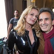 """NLD/Amsterdam/20130613 - Presentatie erotische triller """" Kamer 303 """" van Claudia Schoemacher - van Zweden,"""
