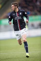 Falkirk's Luke Leahy. <br /> Falkirk 1 v 0 Morton, Scottish Championship game  played 1/5/2016 at The Falkirk Stadium.