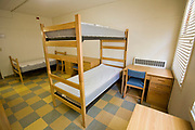 Barack Obama's old Dormitory room in Haines Hall. Occidental College is where Barack Obama attended from fall 1979 through spring 1981 before  transferring to Columbia University. Highland Park, Los Angeles, California, USA