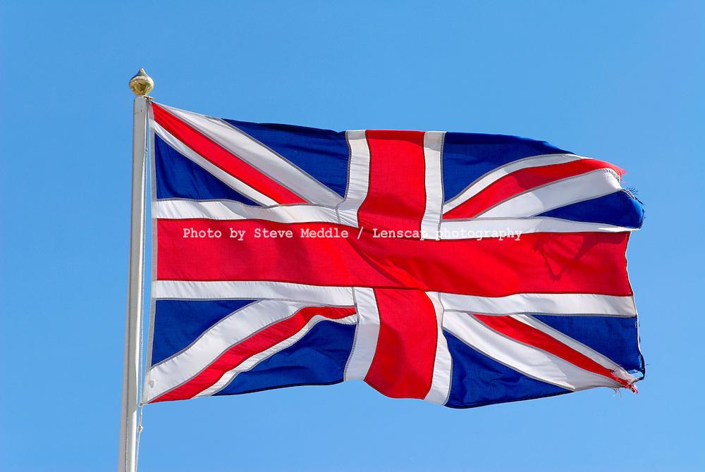 Union Jack Flag - 2010