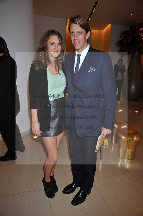 BEN ELLIOT and MARY-CLARE WINWOOD at the St.Martins Lane Hotel 10th year bash held on 9th September 2009.