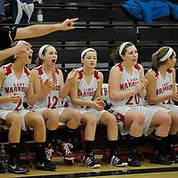 2.21.2011 Clearview vs Fairview Girls Varsity Basketball