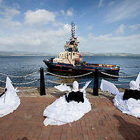 Paper Boat Launch @ Greenock 2013