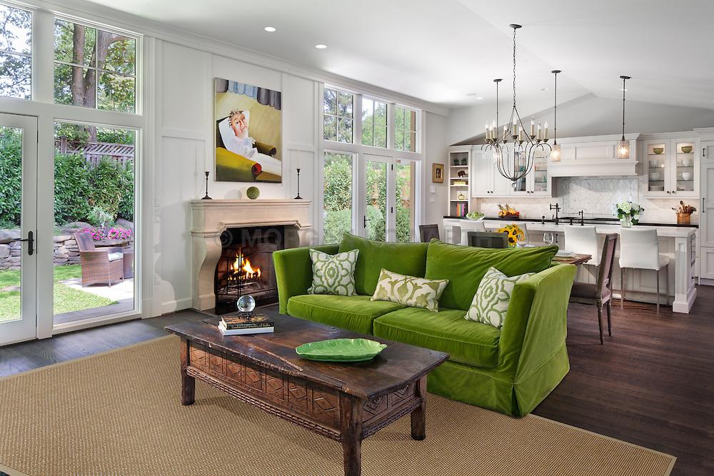 3629 Abermarle Washington DC livingroom, kitchen