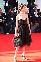 Silvia Damico at the premiere of the film Foxtrot at the 74th Venice Film Festival, Sala Grande on Saturday 2 September 2017, Venice Lido, Italy.