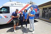 """NBC and Telemundo's 2019 """"Clear the Shelters""""  held at County of LA Depart of Animal Care and Control on August 17, 2019 in Downey, California, United States (Photo by JC Olivera/NBC/Telemundo)"""