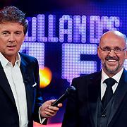 NLD/Hilversum/20100910 - Finale Holland's got Talent 2010, Robert ten Brink en Martin Hurkens