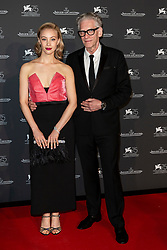 Sarah Gadon, David Cronenberg attend the Jaeger Le-Coultre Gala night held at Arsenale Docks during the 75th Venice Film Festival at Sala Grande on September 4, 2018 in Venice, Italy. Photo by Marco Piovanotto/ABACAPRESS.COM