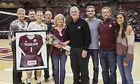 LSU vs. Texas A&M in a NCAA volleyball game Wednesday, Nov. 23, 2016, in College Station, Texas.