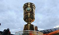 Fotball<br /> Tyskland<br /> 29.04.2015<br /> Foto: Witters/Digitalsport<br /> NORWAY ONLY<br /> <br /> der DFB Pokal<br /> Fussball, DFB-Pokal, Halbfinale, Arminia Bielefeld - VfL Wolfsburg