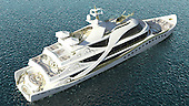 Inside the Worlds Luxury Yacht  for WOMEN