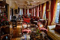 Inde, Bengale Occidental, Darjeeling, l'hotel Elgin // India, West Bengal, Darjeeling, the Elgin hotel