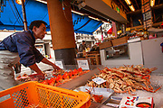 Japanese fish shop in Toyooka (Toyooka-shi) is a city in the northern part of Hyogo Prefecture, Japan. The city was founded on April 1, 1950.