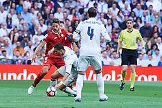 Real Madrid v Sevilla - 14 May 2017