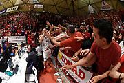 Pubblico<br /> The Flexx Pistoia - Basket Leonessa Brescia<br /> Lega Basket Serie A 2016/2017<br /> Pistoia 07/06/2017<br /> Foto Ciamillo-Castoria / GiulioCiamillo