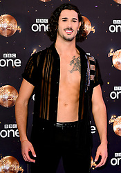 Graziano Di Prima at the launch of Strictly Come Dancing 2018 held at The Broadcasting House, London.