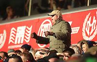 Nottingham Forest fans<br /> <br /> Photographer Jack Phillips/CameraSport<br /> <br /> Football - The Football League Sky Bet Championship - Nottingham Forest v Birmingham City - Saturday 28th December - The City Ground - Nottingham<br /> <br /> © CameraSport - 43 Linden Ave. Countesthorpe. Leicester. England. LE8 5PG - Tel: +44 (0) 116 277 4147 - admin@camerasport.com - www.camerasport.com