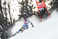 Kristina Riis-Johannessen (NOR) during Ladies' Giant Slalom at 57th Golden Fox event at Audi FIS Ski World Cup 2020/21, on January 17, 2021 in Podkoren, Kranjska Gora, Slovenia. Photo by Vid Ponikvar / Sportida