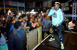 Cape Town-180610-Distruction Boyz perfoming at Chippa's Place Paarl Cape town during the afro on tour  Picture:Ayanda Ndamane/African News Agency/ANA