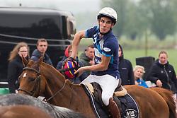 Augustyns Michael, BEL, Petite Biche, <br /> BK Horseball 2018<br /> © Sharon Vandeput<br /> 14:06:09
