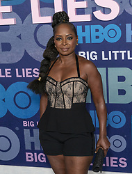 May 29, 2019 - New York, New York, United States - Crystal Fox attends HBO Big Little Lies Season 2 Premiere at Jazz at Lincoln Center  (Credit Image: © Lev Radin/Pacific Press via ZUMA Wire)