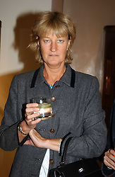 BARONESS VON WESTENHOLTZ at a party to celebrate the publication of 'Last Voyage of The Valentina' by Santa Montefiore at Asprey, 169 New Bond Street, London W1 on 12th April 2005.<br />