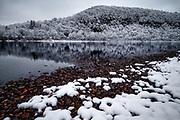 Susquehanna River After Snowfall by Darren Elias Photography