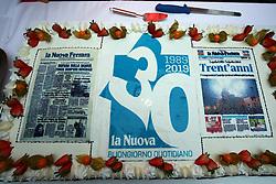 FESTA NUOVA FERRARA 30 ANNI
