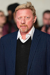 © Licensed to London News Pictures. 28/11/2016. BORIS BECKER attend's the I Am Bolt world film premiere. London, UK. Photo credit: Ray Tang/LNP