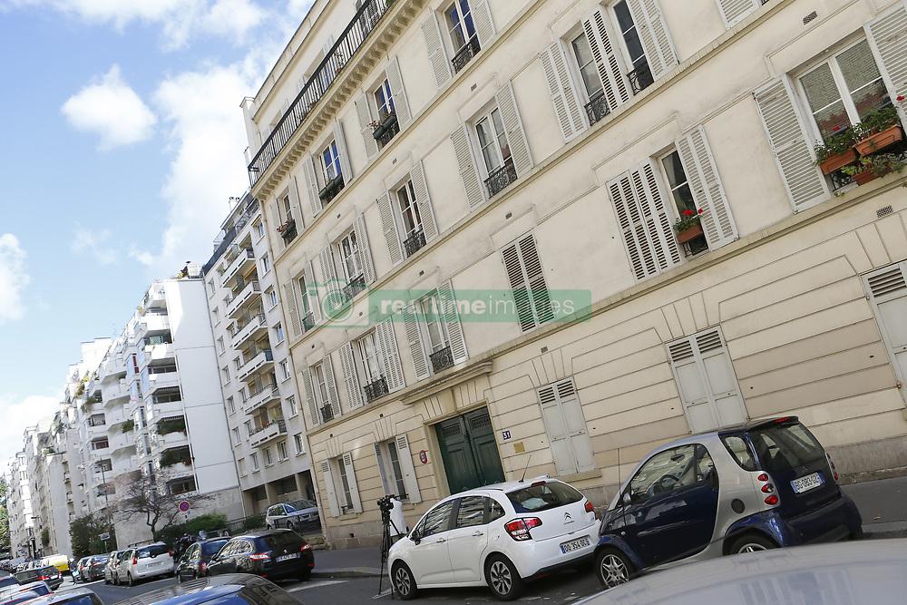 October 3, 2017 - Paris, France, France - 31 Rue Chanez (Credit Image: © Panoramic via ZUMA Press)