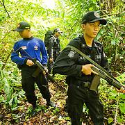 Anti Poaching Patrols