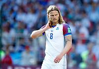 Birkir Bjarnason (Iceland)<br /> Moscow 16-06-2018 Football FIFA World Cup Russia  2018 <br /> Argentina - Iceland / Argentina - Islanda<br /> Foto Matteo Ciambelli/Insidefoto