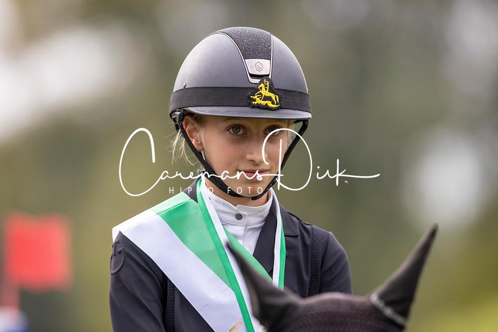Tijskens Laure, BEL, Welco van Farasohof<br /> Nationaal Kampioenschap LRV Ponies <br /> Lummen 2020<br /> © Hippo Foto - Dirk Caremans<br /> 27/09/2020