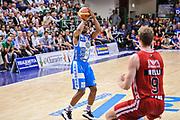 DESCRIZIONE : Campionato 2014/15 Dinamo Banco di Sardegna Sassari - Olimpia EA7 Emporio Armani Milano Playoff Semifinale Gara6<br /> GIOCATORE : Jerome Dyson<br /> CATEGORIA : Tiro Tre Punti Three Point<br /> SQUADRA : Dinamo Banco di Sardegna Sassari<br /> EVENTO : LegaBasket Serie A Beko 2014/2015 Playoff Semifinale Gara6<br /> GARA : Dinamo Banco di Sardegna Sassari - Olimpia EA7 Emporio Armani Milano Gara6<br /> DATA : 08/06/2015<br /> SPORT : Pallacanestro <br /> AUTORE : Agenzia Ciamillo-Castoria/L.Canu