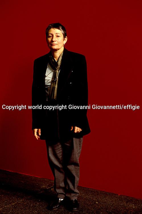 Ljudmila Ulickaja<br />world copyright Giovanni Giovannetti/effigie / Writer Pictures<br /> <br /> NO ITALY, NO AGENCY SALES / Writer Pictures<br /> <br /> NO ITALY, NO AGENCY SALES