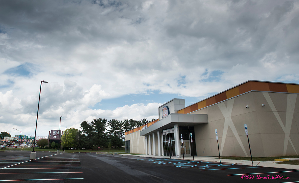 Dave & Buster's, located at the northeast corner of the intersection of Rt. 22 and MacArthur Road, is nearly ready to open for business. Scenes along MacArthur Road in Whitehall Township, Lehigh County, Pa.. Picture made June, 2020.<br />  Donna Fisher Photography, LLC