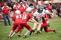 U6 Laconia Chiefs versus Windham September 18, 2011.